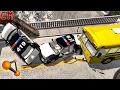 BeamNG Drive Wind Crash Testing #1