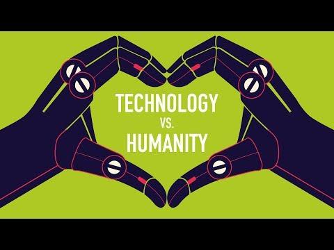 "Conversations with Gerd #1: my book ""Technology vs Humanity"" Futurist Gerd Leonhard"