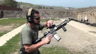 Chris Costa Test-Fires Ferfrans SOAR-P Tactical AR SBR/Sub-Carbine on Full-Auto 5 thumbnail