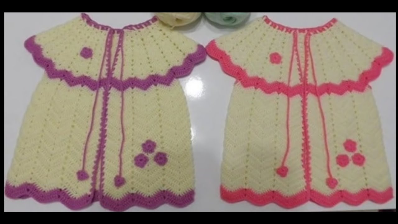 324aef784e02 Woolen Sweater Design for Baby Girl in Hindi - Knitting Design ...