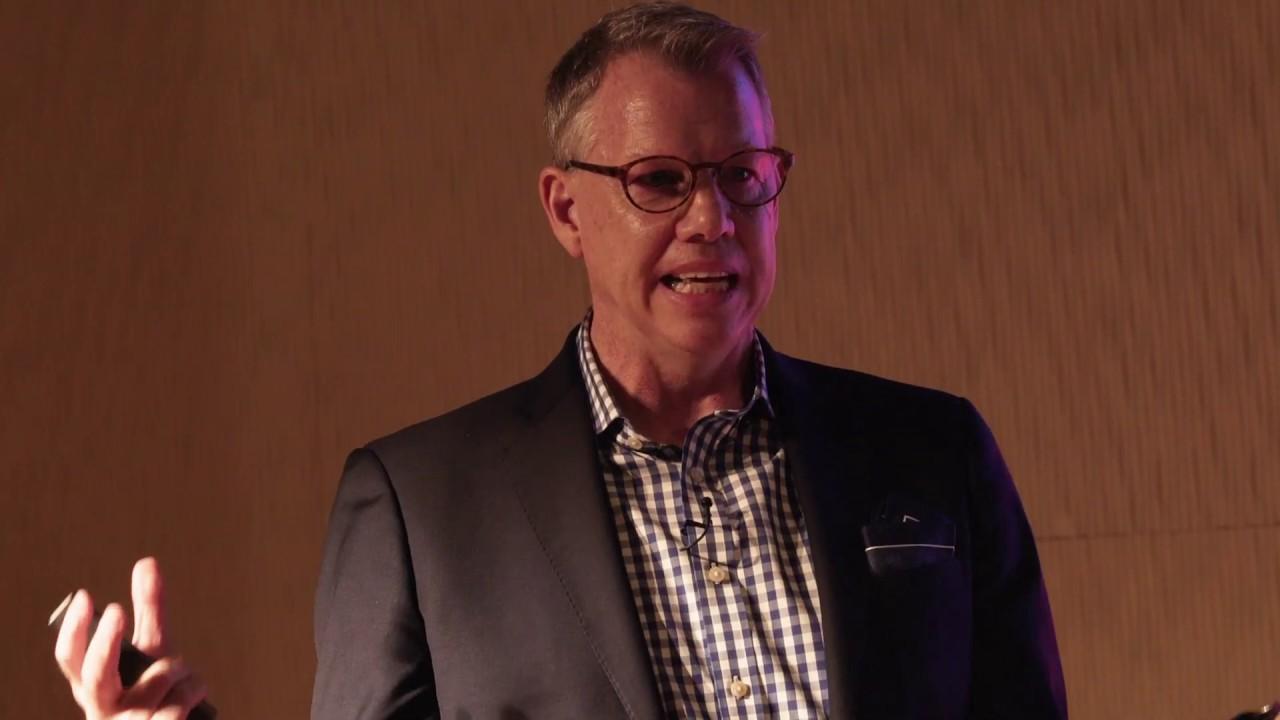 Management 4.0 in a Digital Age | JR Reagan | TEDxWoosongUniversity