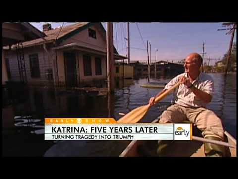 Gulfport And New Orleans: Five Years After Katrina