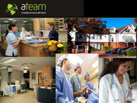 ATeam Medical Recruitment Uk Ireland Doctors and Dentists.wmv