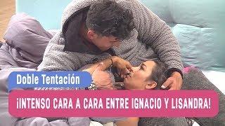 Doble Tentación - ¡El intenso cara a cara entre Ignacio y Lisandra! / Capítulo 94