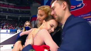 Выступление Анны Щербаковой на Чемпионате России войдет в историю мирового фигурного катания