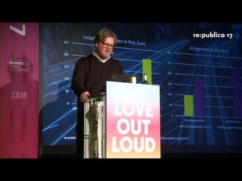 re:publica 2017 - Jonas Westphal: Öffentliche Infrastruktur mit offenen Daten entschlüsseln on YouTube