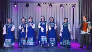 Творчество без границ  Народный ансамбль русской песни «Ивушка».