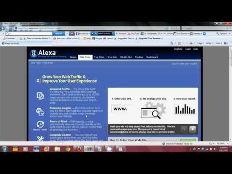 Alexa.com - The Web Information Company - Alexa Toolbar