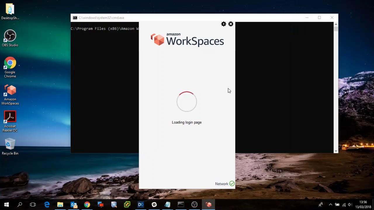 Amazon AWS WorkSpaces Kiosk Mode | Virtualised Fruit