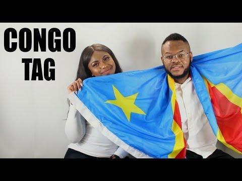 Congo Tag With BM
