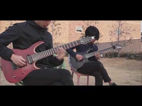 CHON - Perfect Pillow  Dual Guitar cover