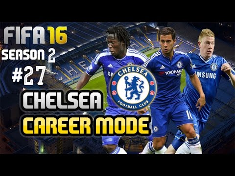 FIFA 16: CHELSEA CAREER MODE #27 - SHOULD I ACCEPT THE WALES