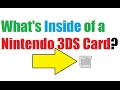 WHAT'S INSIDE A NINTENDO 3DS GAME CARD?