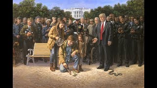 You Are Not Forgotten - New Trump Painting - Jon McNaughton