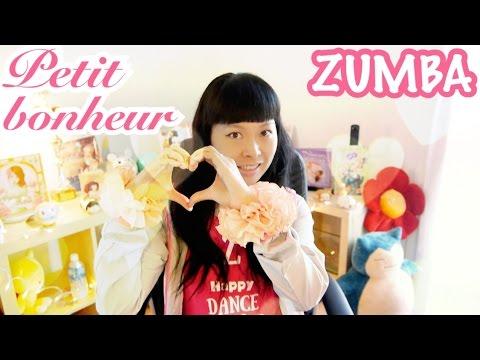 PETIT BONHEUR #1   Pourquoi j'aime la Zumba