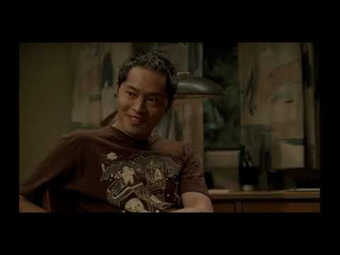 The Sopranos  S06E15  Ken Leung x Dominic Chianese