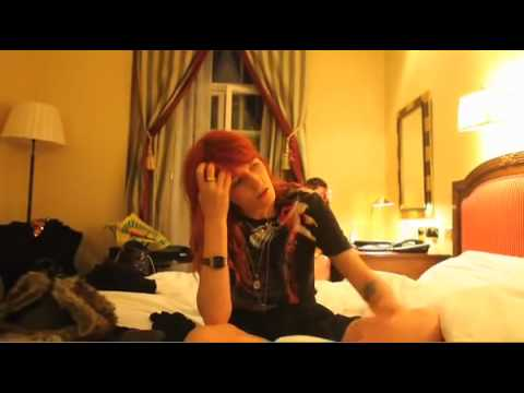 A day with Florence and the Machine backstage and on tour.