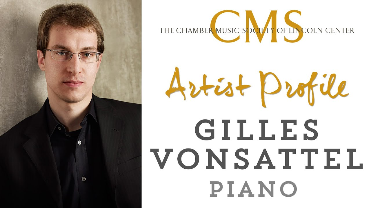 Gilles Vonsattel Artist Profile - October 2012