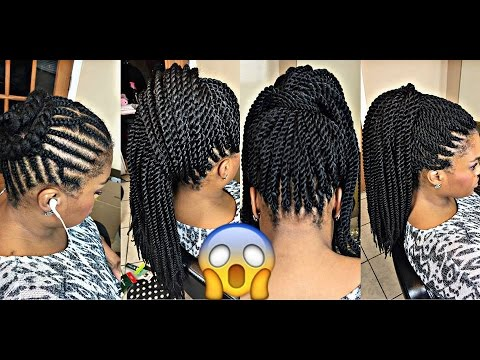 91 Girl What Crochet Braid Youtube