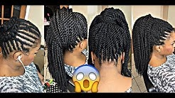 #91. GIRL, WHAT CROCHET BRAID?