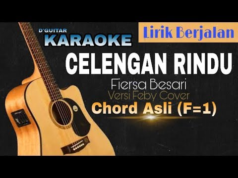karaoke-(versi-feby-cover)---celengan-rindu-(fiersa-besari)