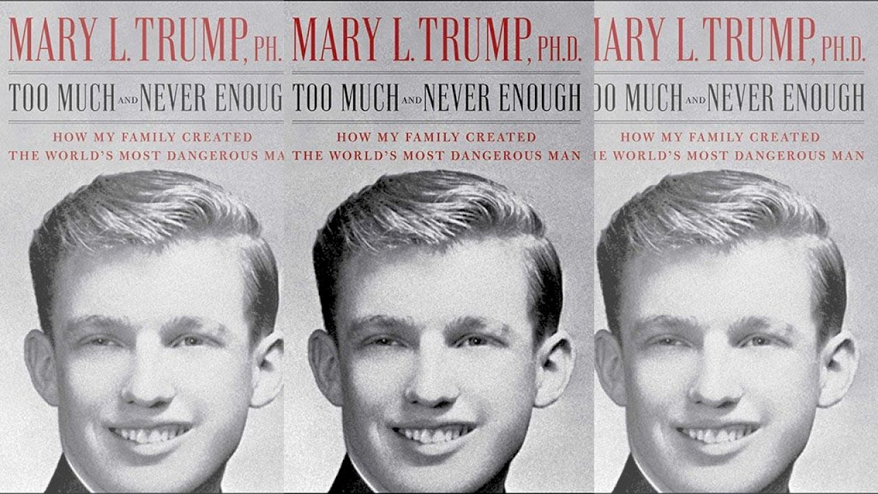 Mary Trump tell-all can move forward with publication: judge