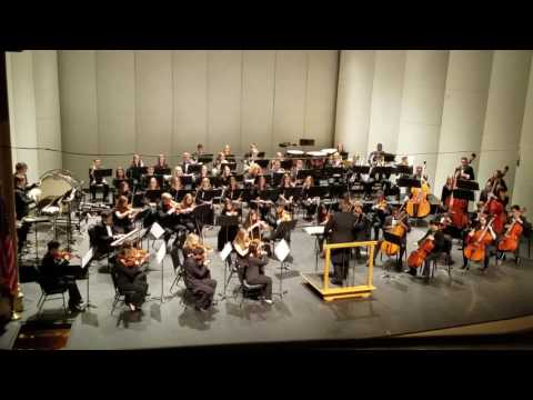 Mobile Symphony Youth Orchestra - From Russia With Love - 2016 2017 Season
