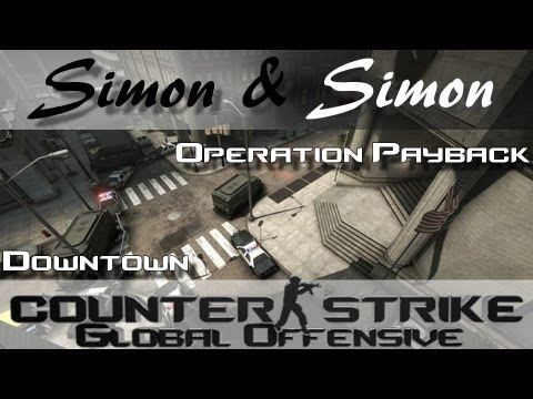 Counter Strike - Global Offensive: Downtown (Operation Payback)