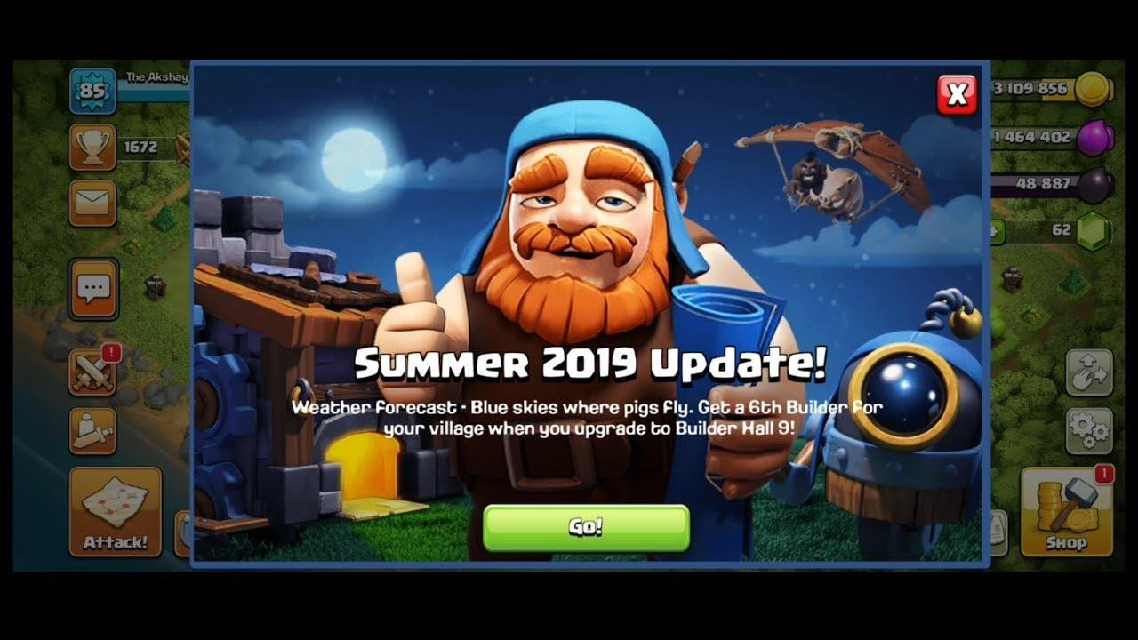 New Summer Update 2019 | Practice Mode? | Clash of Clans | #2