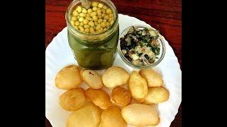 Pani puri by cooking with Girija/How to make perfect pani puri/Golgappey/Puchka recipe