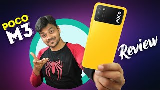 POCO M3 Full Review after 10 Days with Pros and Cons 🔥🔥🔥 வாங்கலாமா ??