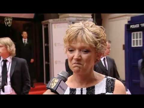Gillian Wright - BAFTA TV Awards Red Carpet