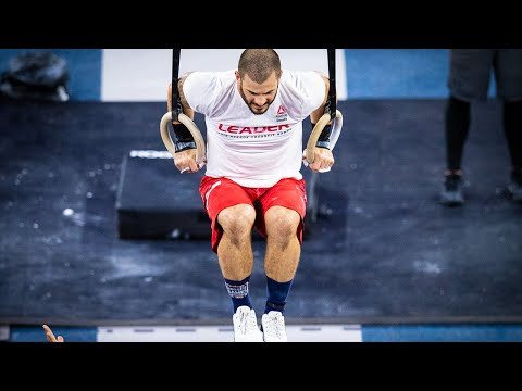 The Standard (Men) - 2019 CrossFit Games