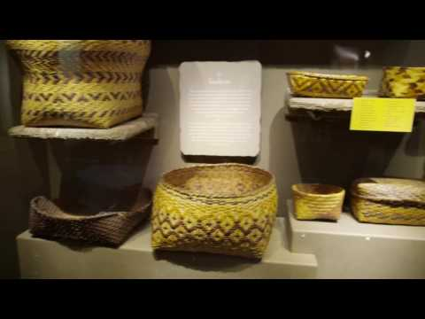 Tour the Museum of the Cherokee Indian.