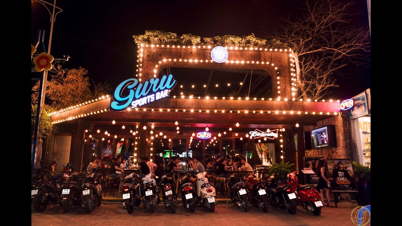 Guru Sports Bar | Top Bar in Ho Chi Minh City | Vietnam Nightlife Guide