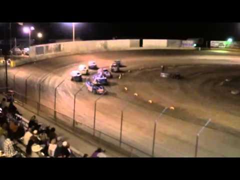 Thunder Raceway 6/8/13 - Modifieds Main - LightWave Media