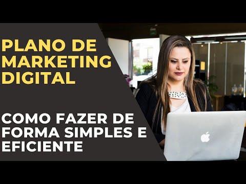 Como fazer um plano de marketing?