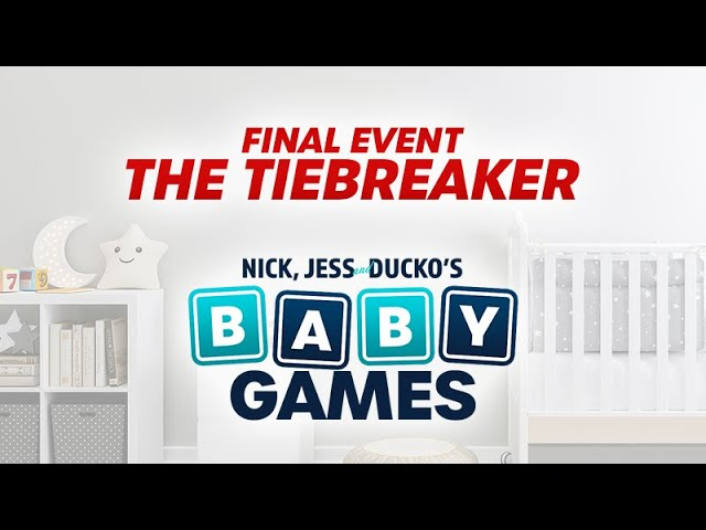 "Event 5 ""The Tiebreaker"" | The Baby Games | Nick, Jess & Ducko"