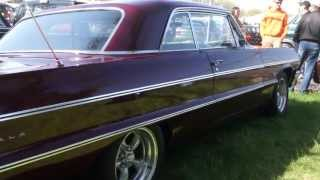 ~SOLD~1964 Chevy Impala For Sale~327~4 Speed~Hurst Shifter~Power Steering & Manual Brakes~BEAUTIFUL!