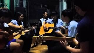 Ngày Xưa Em Đến - Guitar: Trúc-Giang-Thảo-Vocal:An