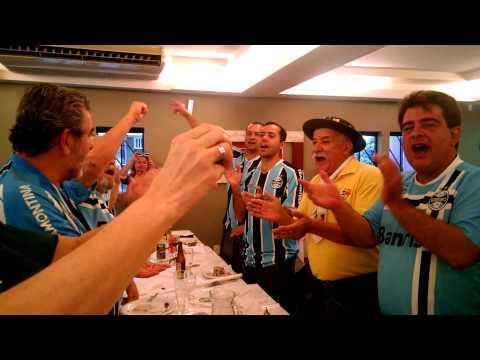 Recepção do Consuldado do Grêmio FBPA ao Gaúcho da Copa em Brasília