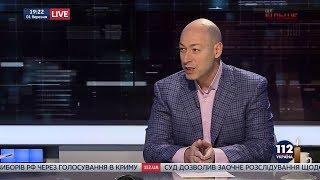 Гордон: Спич Путина о крылатых ядерных ракетах рассчитан на внутреннее потребление