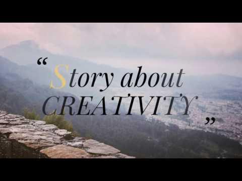 Creativity…… Inspiring story
