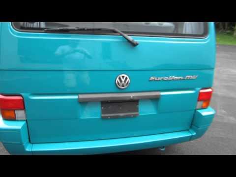 ** RARE ** 1993 VW EUROVAN MV SPORTS VAN ** SOLD !!