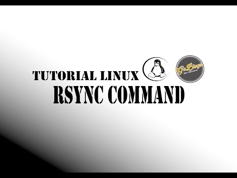 Rsync Push Data Example