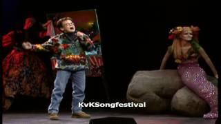 Kinderen voor Kinderen Songfestival 1994 - Als ik de baas zou zijn van het journaal