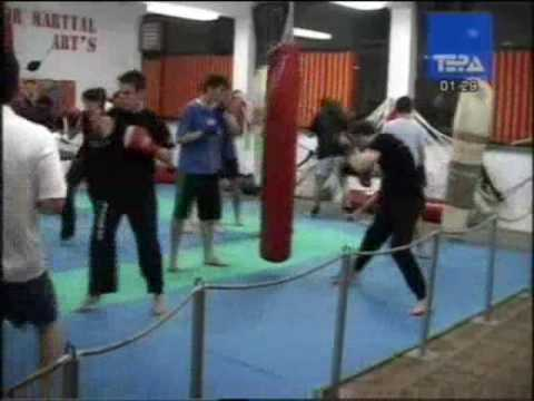 Macedonia Makedonija Macedonian Martial Arts Academy Bitola ` Za Ned Do `