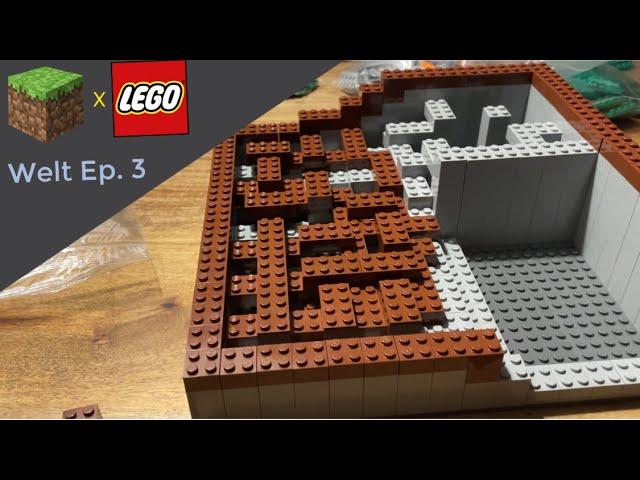 LEGO® X Minecraft World #3 - Es werde Erde!