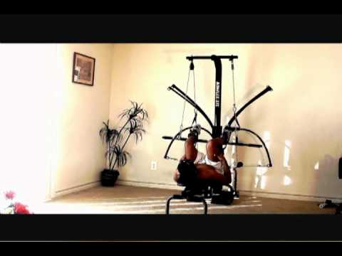 BOWFLEX  FULL WORKOUT
