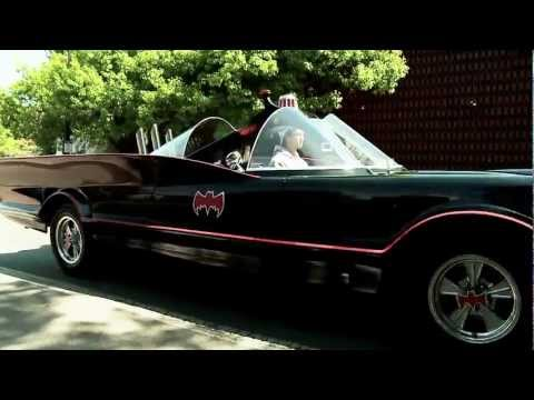 "UK Athletics Directv spoof  ""Don't Cruise Campus in the Batmobile"""